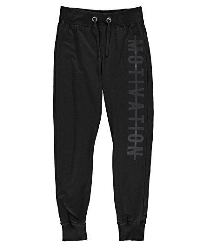 Sanetta Jungen Schlafanzughose 244068, Schwarz (Super Black 10015), 176 (Jungen-schlaf-hose Schwarze)