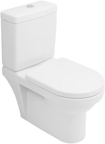 Villeroy & Boch Spülkasten (ohne WC, ohne Sitz) OMNIA architectura Zulauf seitl. od. von hinten wei