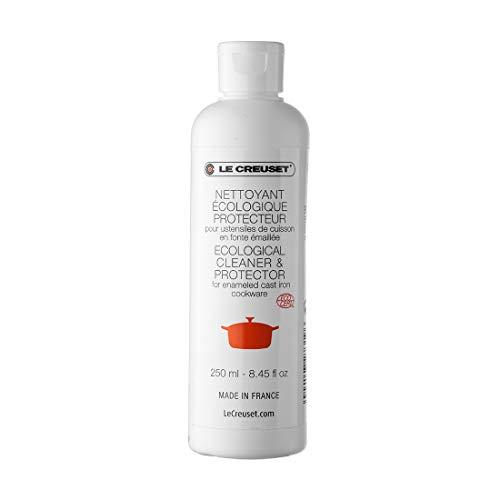 Le Creuset Biologischer Reiniger für emailliertes Gusseisen-Kochgeschirr, 250 ml, 71039