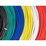 Flashforge 1.75mm Abs Filament 10M X 5 Colour Rolls Starter Kit For 3D Printing Pen