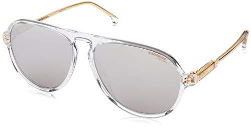 Carrera Unisex-Erwachsene 198/S Sonnenbrille, Mehrfarbig (Crystal), 57