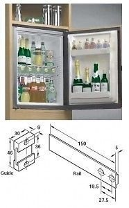 INTEGRATED APPLIANCE FRIDGE DOOR...
