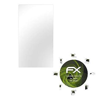 atFoliX Displayfolie kompatibel mit Xomax XM-2DA801 Spiegelfolie, Spiegeleffekt FX Schutzfolie
