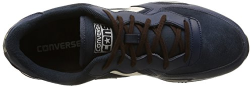 Converse, Auckland Racer Ox Suede Metalp Sneaker,Unisex Adulto Twilight/D.Blue