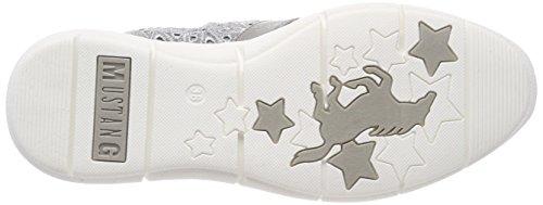Mustang Damen 1242-404-2 Slip On Sneaker Grau (Grau)