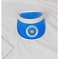Godlife Cappello da Bambino Cappello Trasparente per Cappellino da Sole per  Bambini Baby cap (Colore 4605d518a88f