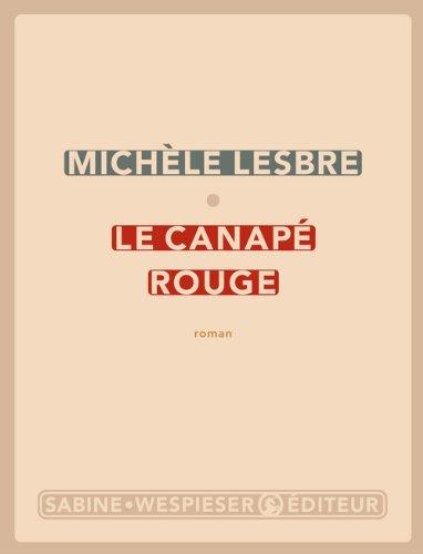 Le canapé rouge : roman