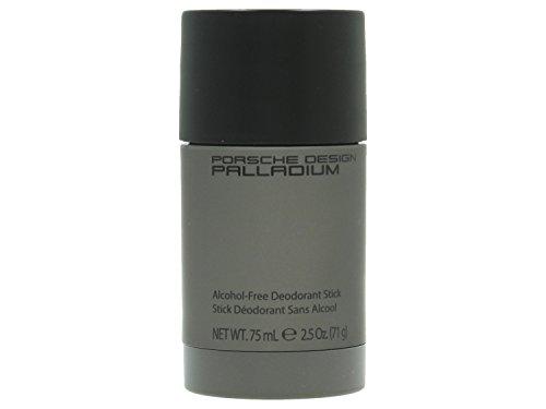 Porsche Design Palladium Deodorante Senza Alcool, Uomo, Stick, 75 ml