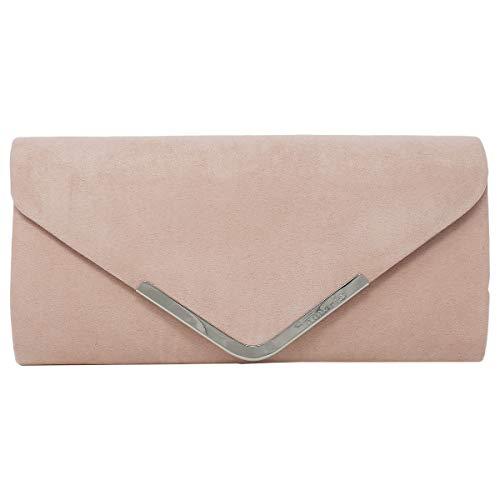 Tamaris Damen Brianna Clutch Bag, 5x12x26 cm