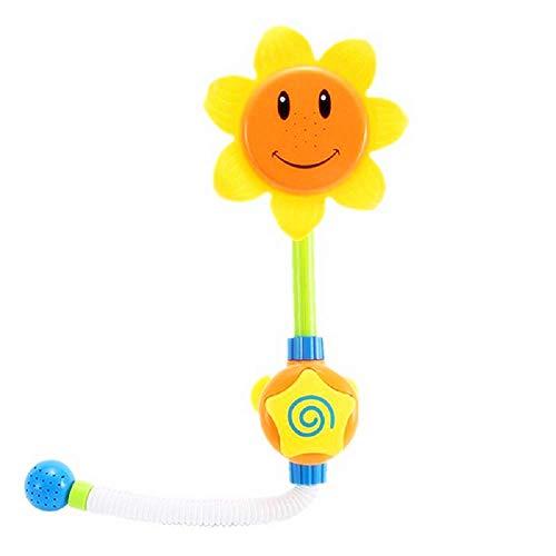 Dusche Spielzeug, Baby Badespielzeug, Wasser Badewanne Baby Bad Spray Badewanne Brunnen Wanne Kinderspielzeug Werkzeug für Kinder Jungen Mädchen Geschenke ()