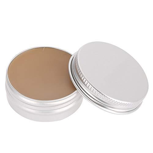 GLOGLOW Make-up Wachs, Professionelle Bühne Halloween Gefälschte Wunde Narben Wachs Gesicht Malerei Wachs Ölgemälde Haut Wachs(02# Dunkle Haut (15g))