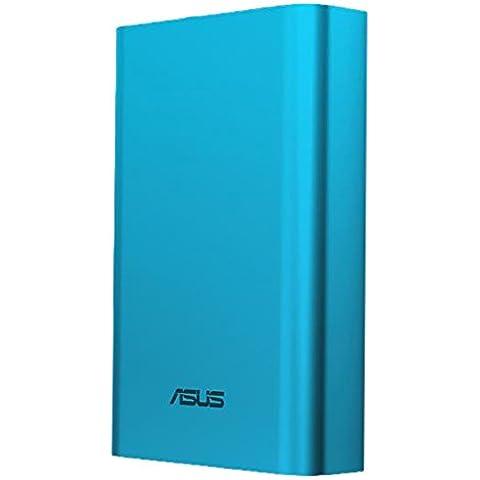 Asus ZenPower Power Bank in Formato Carta di Credito da 10050 mAh, Blu