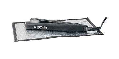 Comair–Mini Sleek 500Negro Mini alisador de cabello 230° Cable de 2,5m con calor–Estera