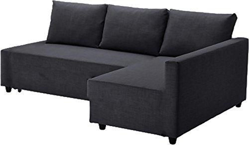 Cubierta / Funda solamente! ¡El sofá no está incluido! Gris oscuro Friheten...