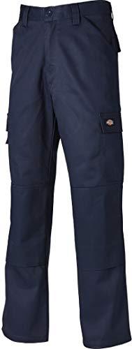 Dickies Navy Pant (Dickies Bundhose Everyday, Navy-Blau, 36 S-28W x 29L)