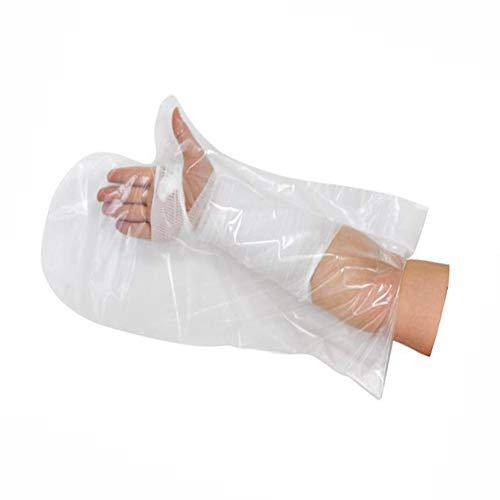 JL wasserdichte Cast Cover Shower Bag Hält Die Hand Trocken Passt für Dusche und Bad Seal Protection,XL -