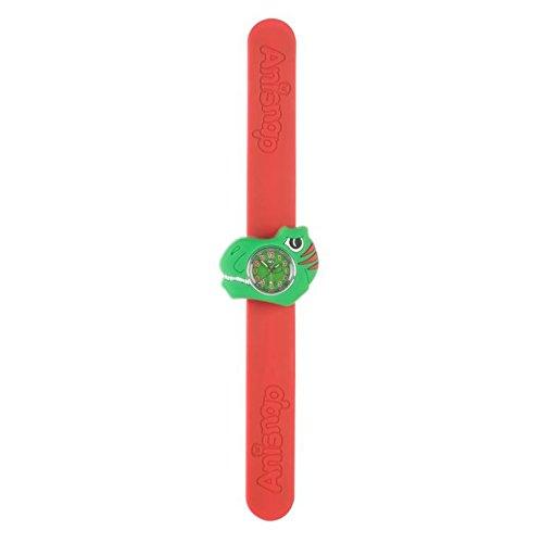 Anisnap Kids Uhren snap am Handgelenk spritzwassergeschützt Watch für Kinder das perfekte Mädchen und Jungen Uhren Uhren, das perfekte Geschenk (Kids-uhren)