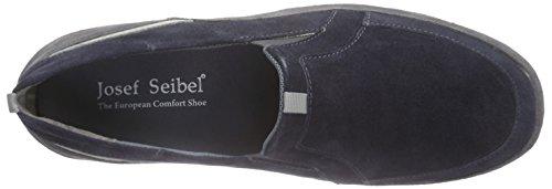 Josef Seibel Till 05, Mocassini Uomo Blu (Blau (jeans/kombi))