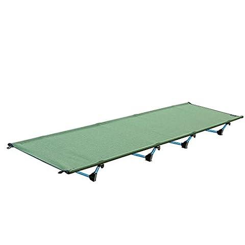 YKS Feldbett 1,3 KG ultraleichte 60 * 200 200KG atmungsaktiv wasserdicht Bett Oberfläche 7001 spezielle Luftfahrt Aluminium Bett Lagerstuhl