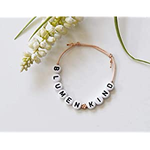 Armband für Blumenmädchen