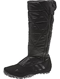 new styles 8a3d5 971ee Adidas Libria Padded Boot PL, Donna, Nero, 42