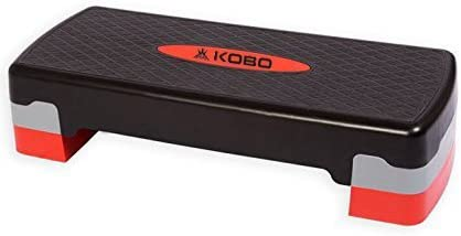 Kobo Imported Aerobic Step Board Ab Care Rocket Stepper Gym