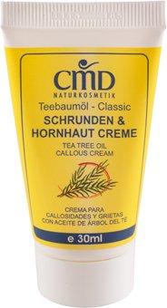 CMD Naturkosmetik Teebaumöl Schrunden- & Hornhautcreme, 50ml