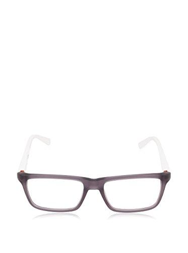 Carrera Montures de lunettes Ca8801 Active Pour Homme Red / Red Tortoise, 53mm Gris mat - Blanc