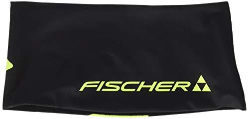Fischer Sports Herren Headband Light-Oberstdorf, zitrone/schwarz-259, Onesize