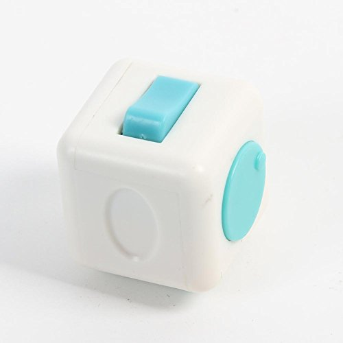 XQL Relief Anxiety and Increases Focus Fidget Toy Stress Relieves Cube for Children and Adults H06 - 4