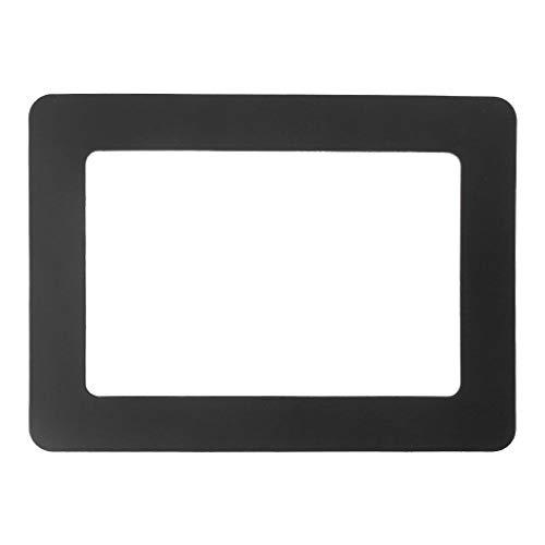 Bilderrahmen DIY Bunter Kühlschrank- Rechteck Magnet Foto Rahmen ()