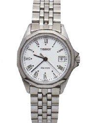 Reloj TISSOT T25.1.181.13 - Reloj mujer WR 30 atm con caja y brazalete de acero inoxidable y cristal de zafiro.