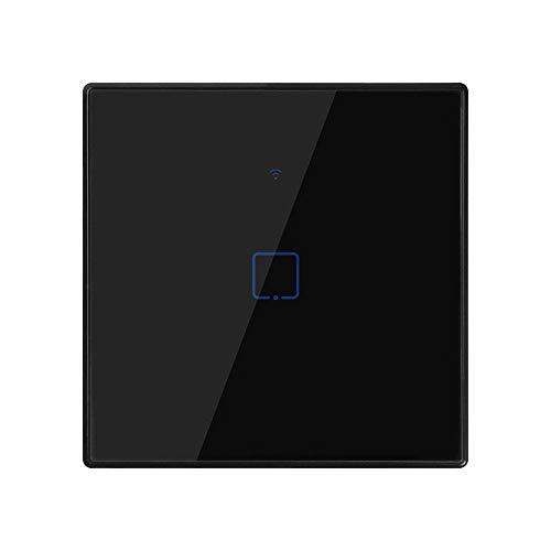 BSDK Interruptor de Control Remoto WiFi Smart Wall, Reino Unido, (1 Grupo),...