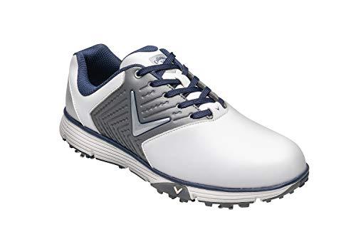 Callaway Chev Mulligan S, Zapatillas de Golf para Hombre, (Gris 280), 41 EU
