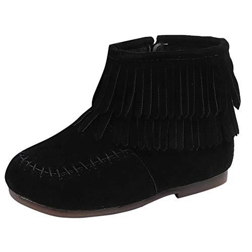 Clearance Innerternet Kids Martin Boots Snow Boots 2018 New Shoes Baby Infant Girls Boys Winter Fringe Tassel