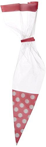 -Tütchen mit Verschluss, 10er Pack, Light Pink ()