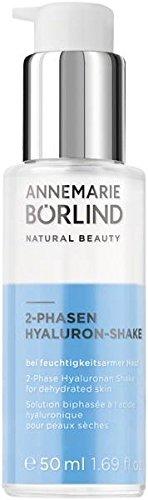 Annemarie Börlind 2 Phasen Hyaluron Shake - Feuchtigkeitsserum, 50 g