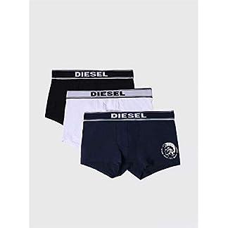 Diesel UMBX-SHAWNTHREEPACK, Calzoncillo para Hombre, Pack de 3