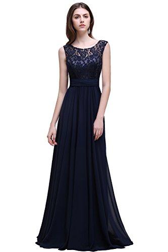 Misshow Abschlusskleid Große Größen Elegant Festliche Kleider Plus Size Abendkleider Lang