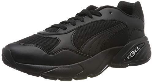 Puma Unisex-Erwachsene Cell Viper Sneaker, (Black 10), 3.5 EU (Puma Cell Schuhe Für Frauen)