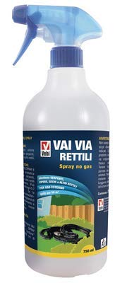 VAI VIA repellente per rettili spray da 750 ml