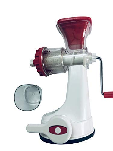 Ganesh Fruit and Vegetable Juicer with Steel Handle-(No Colour Option Available)