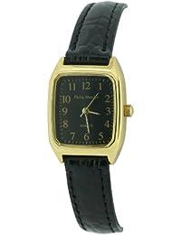 Philip Mercier SML09/B - Reloj de mujer de cuarzo color negro