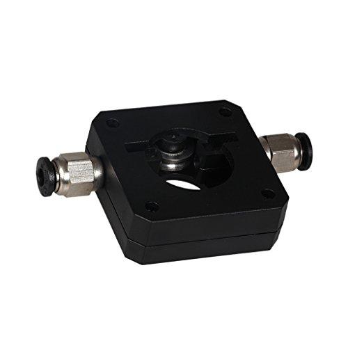 H HILABEE Kit Accessori Dell'espulsore Dell'alimentatore Del Filamento 1xSquare 1.75mm Per Reprap Della Stampante