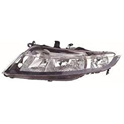 Civic Passenger Side Nearside Headlight Headlamp Unit 2005-2012