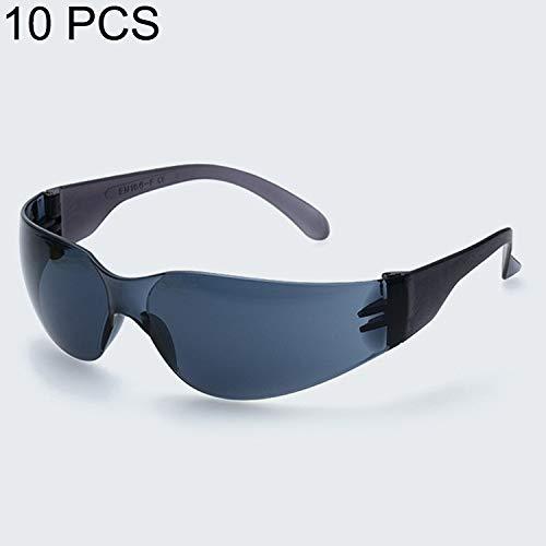Yiph-Sunglass Sonnenbrillen Mode 10 PCS Arbeitsschutzbrille Winddicht staubdicht Schutzbrille