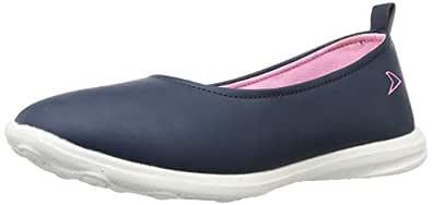 Power Women's Zane Black Walking Shoes-3 UK (36 EU) (5516536)