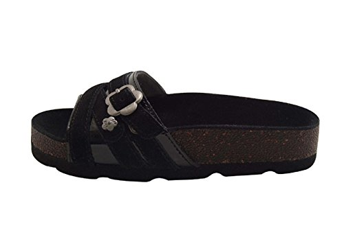 Kickers Sneaker Donna Nero