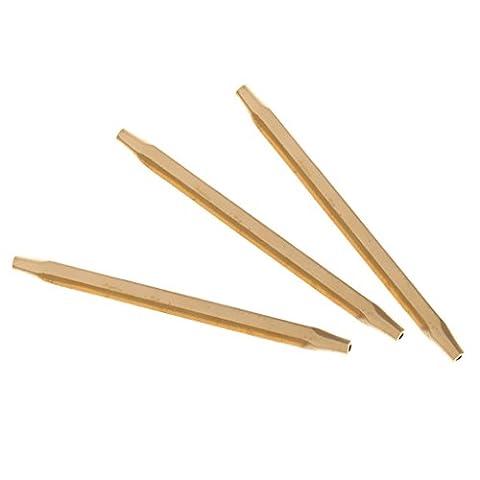 Sharplace Umpqua Fly Tying Whip Finish Tool Midge Half Hitch Tool en Acier Inox Portable et Durable