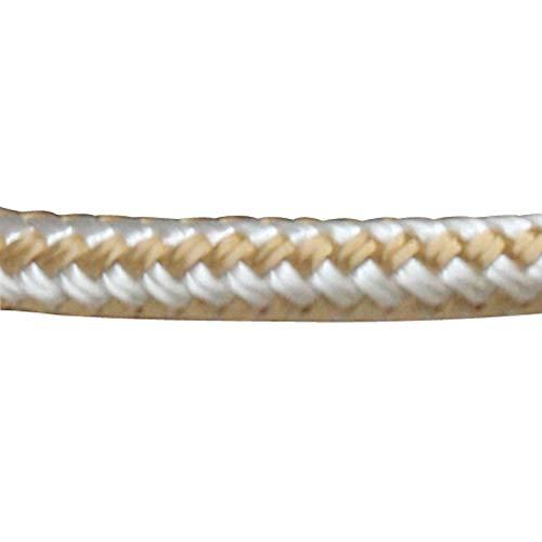 Sea Dog 302110200G/W DOPPELT geflochten Nylon Anchor Line mit Kausche, 3/20,3cm X 200' -